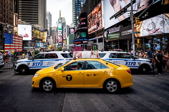 taxicabs