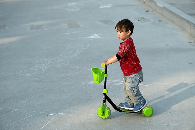 kid-scooter